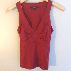 Gucci sleeveless blouse